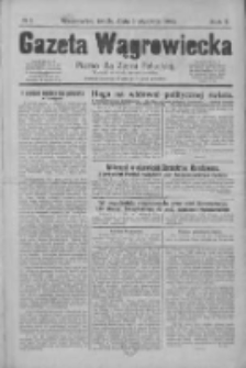 Gazeta Wągrowiecka: pismo dla ziemi pałuckiej 1930.01.08 R.10 Nr2
