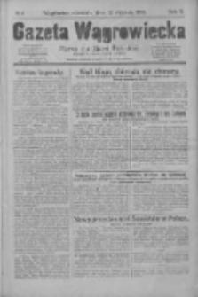 Gazeta Wągrowiecka: pismo dla ziemi pałuckiej 1930.01.12 R.10 Nr4