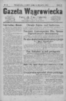 Gazeta Wągrowiecka: pismo dla ziemi pałuckiej 1930.01.28 R.10 Nr11