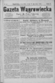 Gazeta Wągrowiecka: pismo dla ziemi pałuckiej 1930.01.30 R.10 Nr12