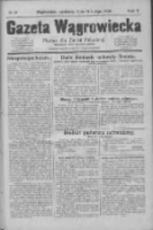 Gazeta Wągrowiecka: pismo dla ziemi pałuckiej 1930.02.16 R.10 Nr19