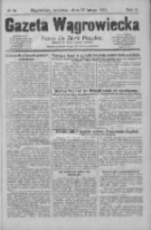 Gazeta Wągrowiecka: pismo dla ziemi pałuckiej 1930.02.27 R.10 Nr24