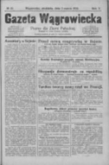 Gazeta Wągrowiecka: pismo dla ziemi pałuckiej 1930.03.02 R.10 Nr25