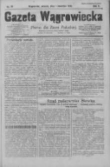 Gazeta Wągrowiecka: pismo dla ziemi pałuckiej 1930.04.01 R.10 Nr38