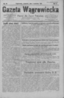 Gazeta Wągrowiecka: pismo dla ziemi pałuckiej 1930.04.03 R.10 Nr40