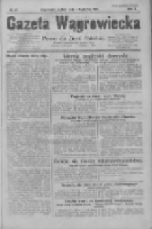 Gazeta Wągrowiecka: pismo dla ziemi pałuckiej 1930.04.04 R.10 Nr41