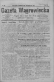 Gazeta Wągrowiecka: pismo dla ziemi pałuckiej 1930.04.13 R.10 Nr49