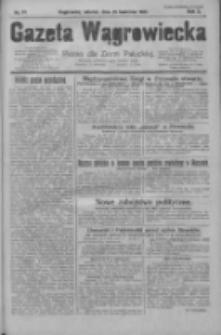 Gazeta Wągrowiecka: pismo dla ziemi pałuckiej 1930.04.29 R.10 Nr61