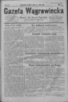 Gazeta Wągrowiecka: pismo dla ziemi pałuckiej 1930.05.10 R.10 Nr70