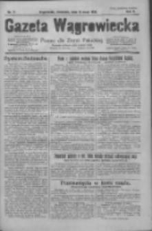Gazeta Wągrowiecka: pismo dla ziemi pałuckiej 1930.05.11 R.10 Nr71
