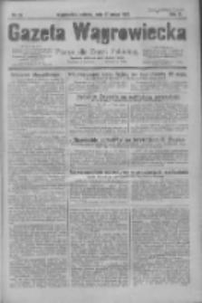 Gazeta Wągrowiecka: pismo dla ziemi pałuckiej 1930.05.17 R.10 Nr76