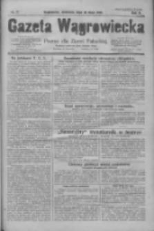 Gazeta Wągrowiecka: pismo dla ziemi pałuckiej 1930.05.18 R.10 Nr77