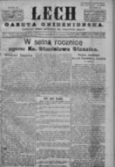 Lech. Gazeta Gnieźnieńska: codzienne pismo polityczne dla wszystkich stanów 1926.01.24 R.28 Nr19