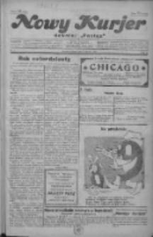 """Nowy Kurjer: dawniej """"Postęp"""" 1929.01.01 R.40 Nr1"""