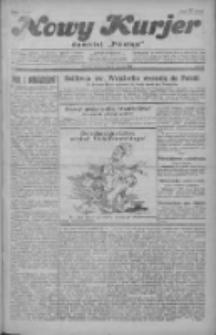 """Nowy Kurjer: dawniej """"Postęp"""" 1929.01.05 R.40 Nr2"""