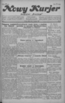 """Nowy Kurjer: dawniej """"Postęp"""" 1929.01.11 R.40 Nr9"""