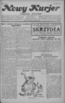 """Nowy Kurjer: dawniej """"Postęp"""" 1929.01.15 R.40 Nr12"""