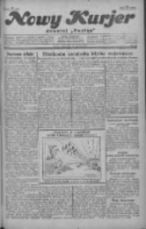 """Nowy Kurjer: dawniej """"Postęp"""" 1929.01.18 R.40 Nr15"""