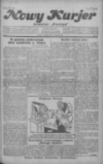 """Nowy Kurjer: dawniej """"Postęp"""" 1929.01.20 R.40 Nr17"""