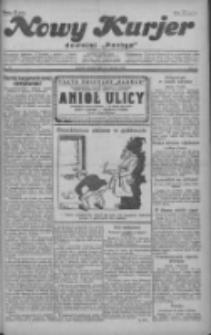 """Nowy Kurjer: dawniej """"Postęp"""" 1929.01.22 R.40 Nr18"""