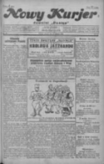 """Nowy Kurjer: dawniej """"Postęp"""" 1929.01.29 R.40 Nr24"""