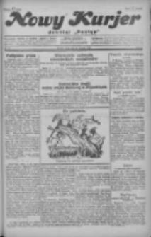 """Nowy Kurjer: dawniej """"Postęp"""" 1929.01.30 R.40 Nr25"""