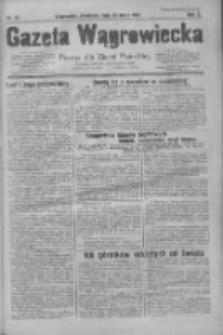 Gazeta Wągrowiecka: pismo dla ziemi pałuckiej 1930.05.25 R.10 Nr83