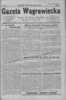 Gazeta Wągrowiecka: pismo dla ziemi pałuckiej 1930.05.28 R.10 Nr85