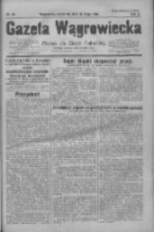 Gazeta Wągrowiecka: pismo dla ziemi pałuckiej 1930.05.29 R.10 Nr86