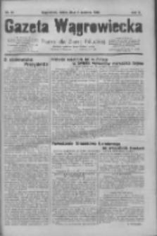 Gazeta Wągrowiecka: pismo dla ziemi pałuckiej 1930.06.04 R.10 Nr91