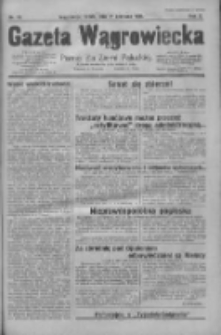 Gazeta Wągrowiecka: pismo dla ziemi pałuckiej 1930.06.11 R.10 Nr96