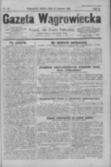Gazeta Wągrowiecka: pismo dla ziemi pałuckiej 1930.06.14 R.10 Nr99
