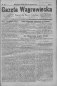 Gazeta Wągrowiecka: pismo dla ziemi pałuckiej 1930.06.17 R.10 Nr101