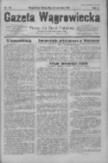 Gazeta Wągrowiecka: pismo dla ziemi pałuckiej 1930.06.18 R.10 Nr102