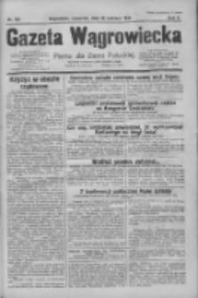 Gazeta Wągrowiecka: pismo dla ziemi pałuckiej 1930.06.26 R.10 Nr108