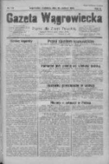 Gazeta Wągrowiecka: pismo dla ziemi pałuckiej 1930.06.29 R.10 Nr111
