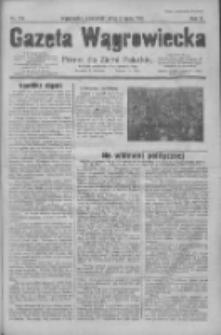 Gazeta Wągrowiecka: pismo dla ziemi pałuckiej 1930.07.03 R.10 Nr114