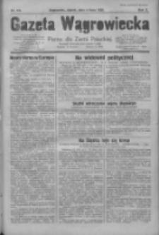 Gazeta Wągrowiecka: pismo dla ziemi pałuckiej 1930.07.04 R.10 Nr115