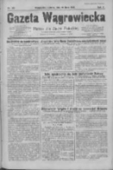 Gazeta Wągrowiecka: pismo dla ziemi pałuckiej 1930.07.19 R.10 Nr128