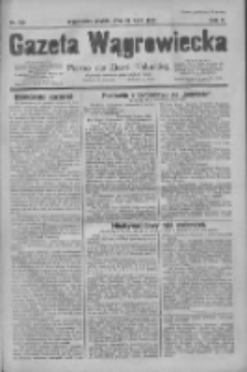 Gazeta Wągrowiecka: pismo dla ziemi pałuckiej 1930.07.25 R.10 Nr133