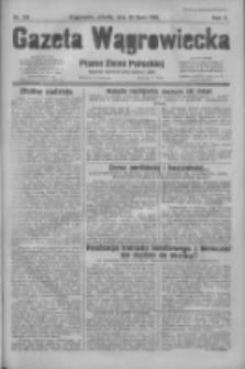 Gazeta Wągrowiecka: pismo dla ziemi pałuckiej 1930.07.29 R.10 Nr136