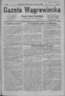 Gazeta Wągrowiecka: pismo dla ziemi pałuckiej 1930.08.02 R.10 Nr140