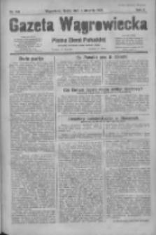 Gazeta Wągrowiecka: pismo dla ziemi pałuckiej 1930.08.06 R.10 Nr143