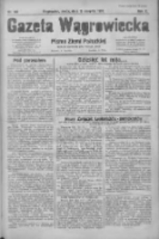 Gazeta Wągrowiecka: pismo dla ziemi pałuckiej 1930.08.13 R.10 Nr149