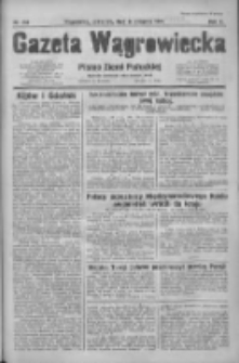 Gazeta Wągrowiecka: pismo dla ziemi pałuckiej 1930.08.14 R.10 Nr150
