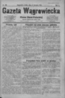 Gazeta Wągrowiecka: pismo dla ziemi pałuckiej 1930.08.27 R.10 Nr160