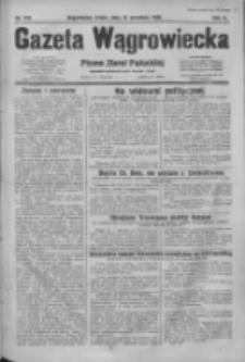 Gazeta Wągrowiecka: pismo dla ziemi pałuckiej 1930.09.10 R.10 Nr172