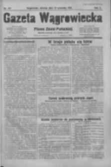 Gazeta Wągrowiecka: pismo dla ziemi pałuckiej 1930.09.16 R.10 Nr177