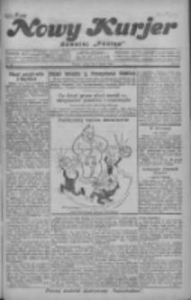 """Nowy Kurjer: dawniej """"Postęp"""" 1929.02.02 R.40 Nr28"""