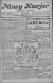 """Nowy Kurjer: dawniej """"Postęp"""" 1929.02.05 R.40 Nr29"""